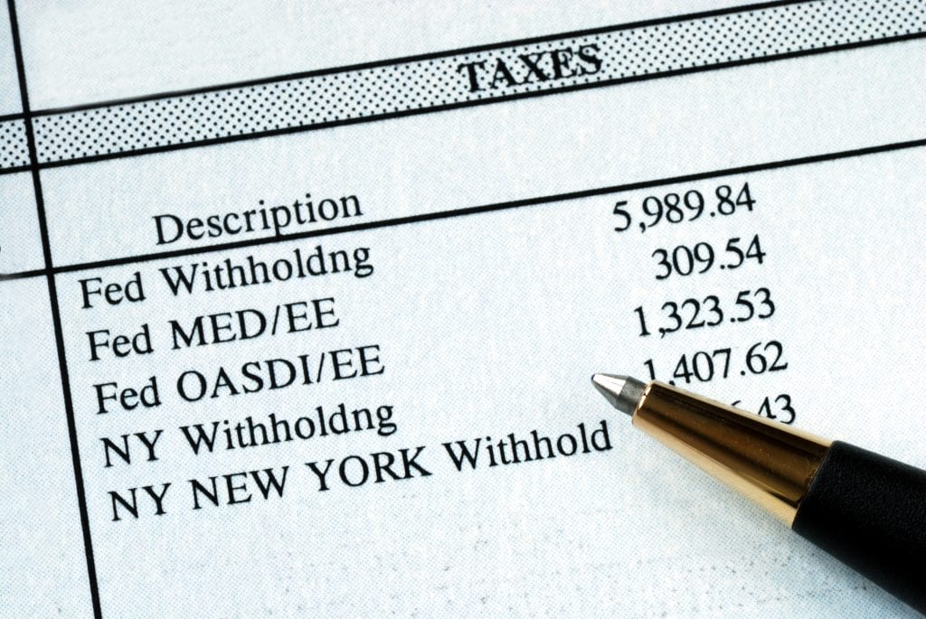Top Methods to Rectify Your Albuquerque Business Back Payroll Taxes by The Becerra Group 505-462-9090