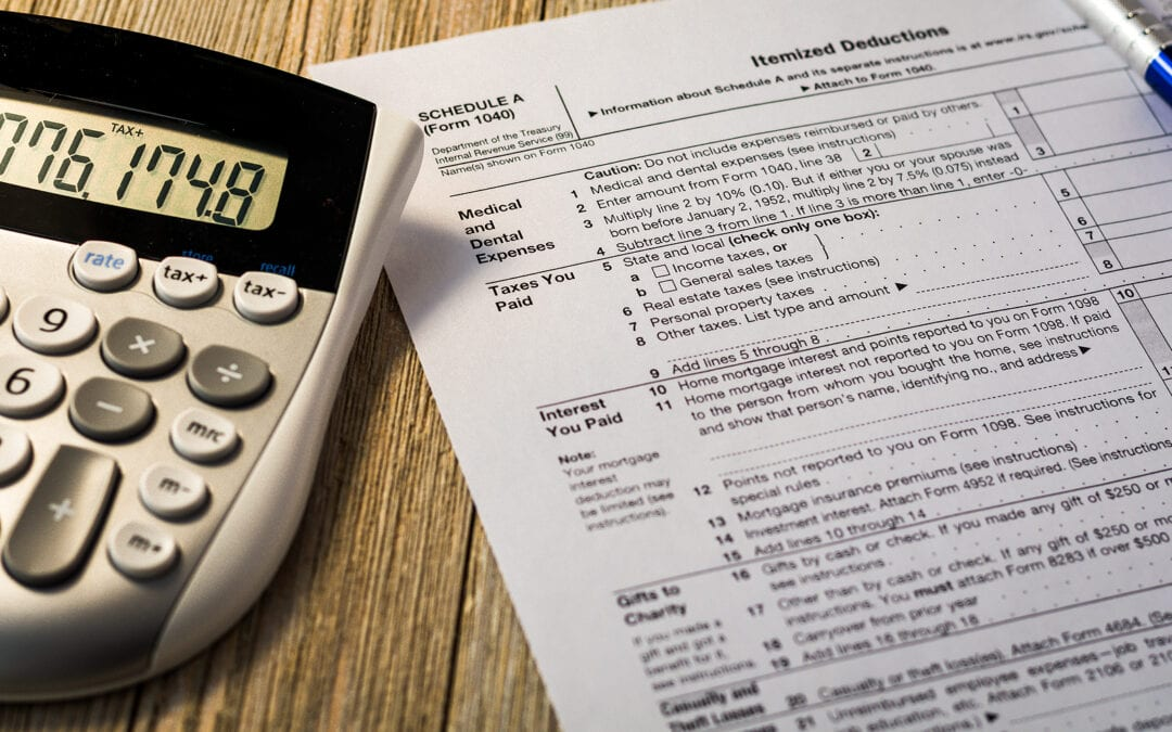 When To Take The Standard Deduction