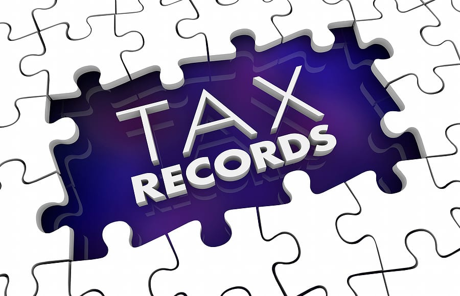 Tame Your Receipts and Tax Records