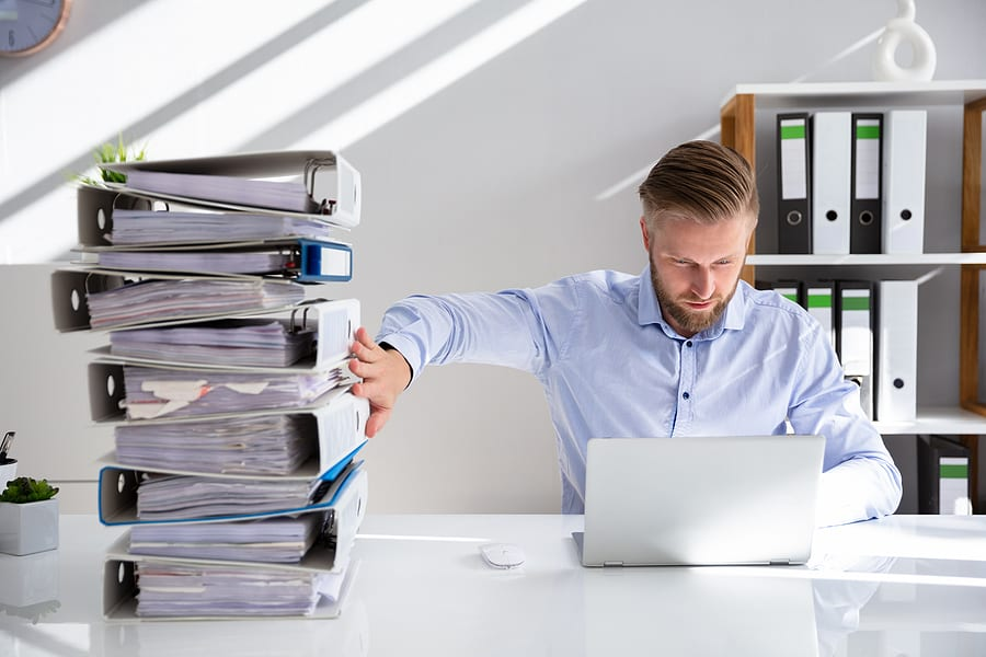 What Length of Time You Need to Maintain and Retain Your Tax Records
