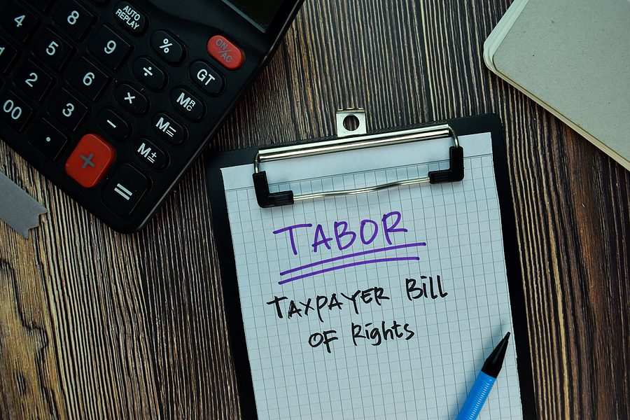 The Taxpayer Bill of Rights by The Becerra Group