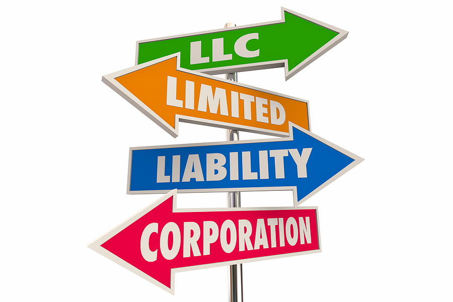 Choosing Between a Limited Liability Company (LLC) and a Corporation