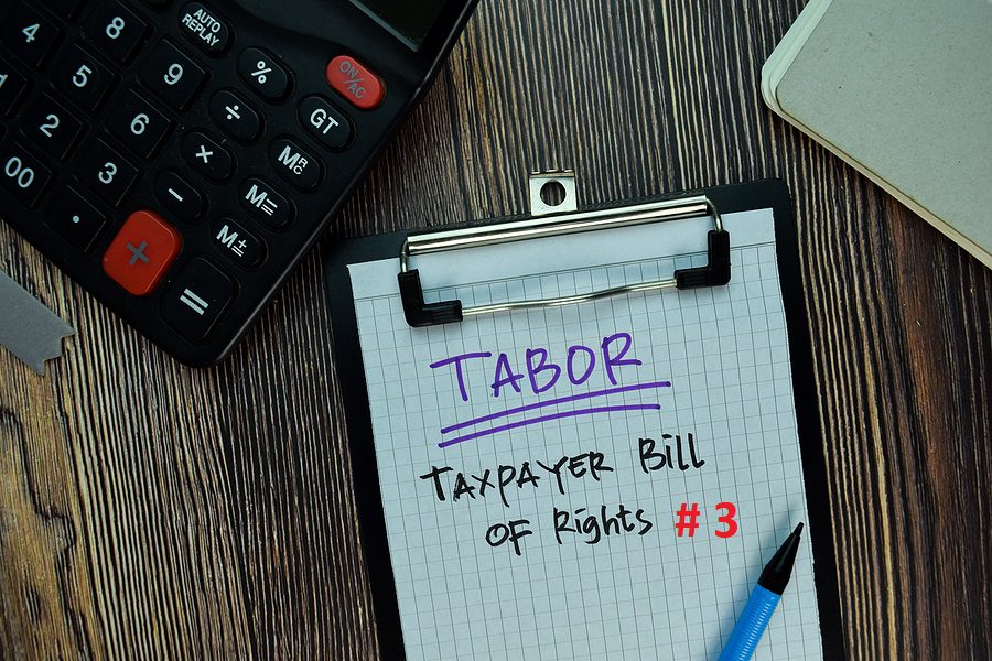 Taxpayer Bill of Rights 3 - The Right to Pay No More Than the Correct Amount of Tax by The Becerra Group 505-462-9090 number 3