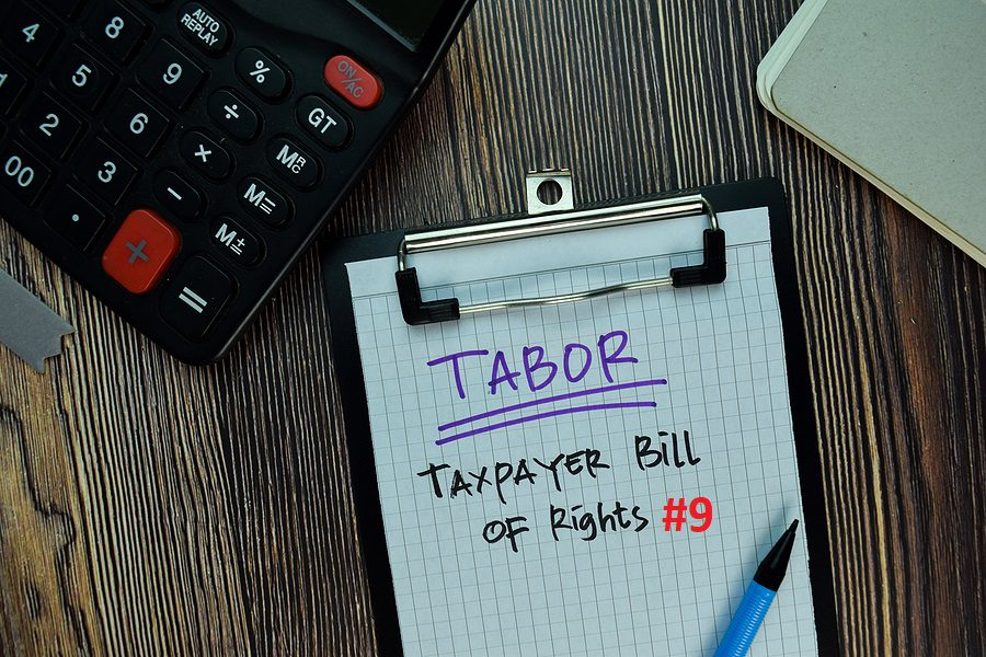 Taxpayer Bill of Rights Number 9 – The Right to Retain Representation